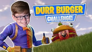 Download Playing Fortnite with NO WEAPONS! Durr Burger CHALLENGE & new Rift-To-Go! Video