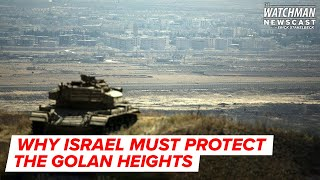 Download Iran Attempting to Expand Into Golan Heights: Why Israel Must Stop Them Video