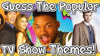 Download Guess The Popular TV SHOW THEME!!! Video