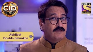 Download Your Favorite Character | Abhijeet Doubts Salunkhe's Intelligence | CID Video