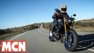 Download Yamaha MT-09 SP | First Rides | Motorcyclenews Video