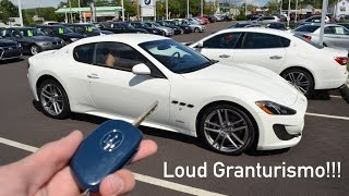 Download 2016 Maserati GranTurismo Sport In-Depth Review!!! Video