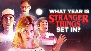 Download What Year is ″Stranger Things″ Set in? Video