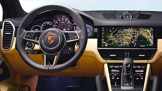 Download Porsche Cayenne INTERIOR REVIEW 2018 New Porsche Cayenne INTERIOR Video