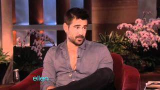 Download Colin Farrell's Intimate Details! Video