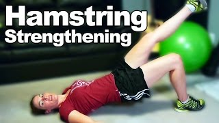 Download Hamstring Strengthening Exercises & Stretches - Ask Doctor Jo Video