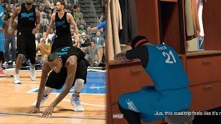 Download NBA 2k17 MyCAREER - Scoring 90 Points Combined with Big OK3! DeadlyTriple Ankle Breakers! Ep. 118 Video