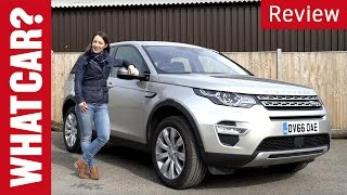 Download 2017 Land Rover Discovery Sport review | What Car? Video