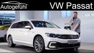 Download VW Passat B8 Facelift REVIEW R-Line vs Alltrack vs GTE 2019 2020 (EU version) Video