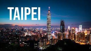 Download Taipei Taiwan Timelapse - 台北縮時攝影 Video