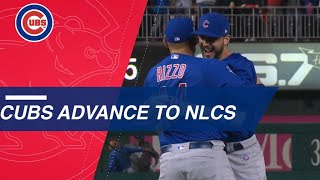 Download Path to the Splash: Cubs top AL Central, win NLDS Video