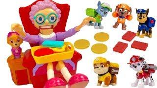 Download Paw Patrol Plays Fun Greedy Granny Board Game Video