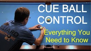 Download CUE BALL CONTROL ... Everything You Need to Know Video