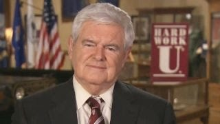 Download Newt Gingrich blasts Clinton's level of corruption Video