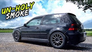 Download THIS CRAZY 360BHP 1.9 DIESEL GOLF IS *SHEER MADNESS* Video