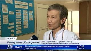 Download Поиски водителя, сбившего 5-летнего мальчика в Алматы, продолжаются Video
