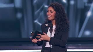 Download Alessia Cara Wins Best New Artist | Acceptance Speech | 60th GRAMMYs Video