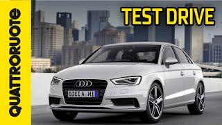 Download Audi A3 1.4 TSFI Sedan 2014 Test Drive Video