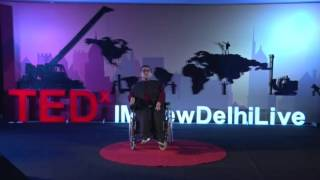 Download MAKING INDIA A MORE ACCESSIBLE PLACE FOR THE DISABLED | Nipun Malhotra | TEDxIMINewDelhiLive Video