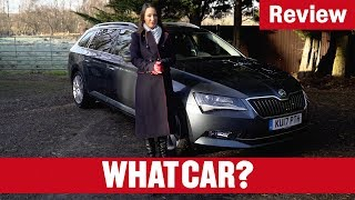 Download 2019 Skoda Superb Estate review – is this all the car you'd ever need? | What Car? Video