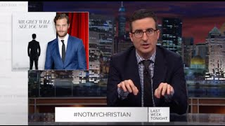 Download Fifty Shades #NotMyChristian Apology (Web Exclusive): Last Week Tonight with John Oliver (HBO) Video