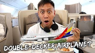 Download Asiana Airlines Double Decker Business Class Review   Vlog #551 Video