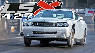 Download Chevy LSX Powered CHALLENGER - 106mm Turbo! Video