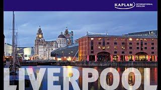 Download Study English in Liverpool, UK | Kaplan International English Video
