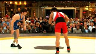 Download Henry Cejudo vs. Rasul Mashezov 55kg - 2011 Beat the Streets Battle on Broadway Video
