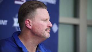 Download Giants head coach Ben McAdoo on his new hair style: 'Gotta keep it fresh' Video