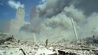 Download WTC 5 & 7 Fuming After North Tower Became Dust - Raw Footage Video