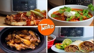 Download 12 Sizzling Slow Cooker Recipes | Twisted Video