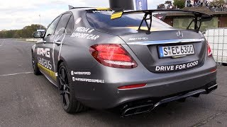 Download 2017 Mercedes-AMG E63 S - Launch Control Start! Video