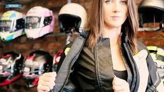 Download 3 Propozycje Motocyklowych Kurtek Tekstylnych dla Kobiet od Rebelhorn 2018   Prezentacja Nowości. Video