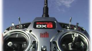 Download Review: Spektrum DX8 and DSMX Video