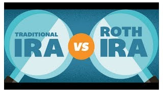 Download Traditional Vs ROTH IRA - Which Should YOU Choose? Video