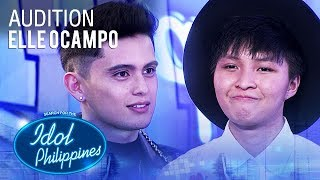 Download Elle Ocampo - Take Me To Church   Idol Philippines Auditions 2019 Video