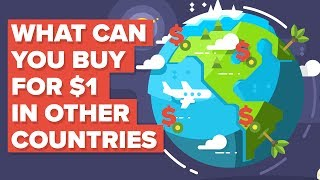 Download What a Dollar ($1) Gets You Around the World Video