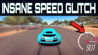 Download Driving over 900km/h !!! | Forza Horizon 3 | Insane NEW Topspeed Glitch!! Video