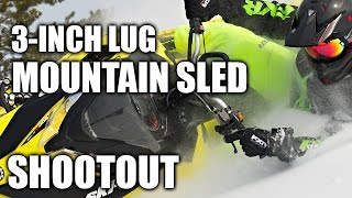 Download 3-Inch Lug Mountain Sled Shootout Video