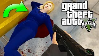 Download ¿Qué pasa si matas a HILLARY CLINTON en GTA 5? - Grand Theft Auto V Video