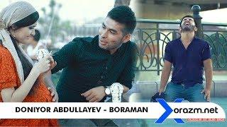Download Doniyor Abdullayev - Boraman Video