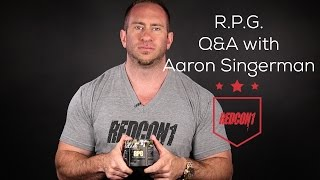 Download All questions answered on Redcon1 RPG (Regulate Partition Glucose) Video