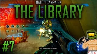Download Halo 1: ″The Library″ - Legendary Speedrun Guide (Master Chief Collection) Video