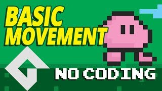 Download Game maker Studio 2 - Basic movement Part 1 - no coding. Video
