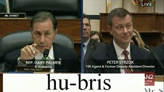 Download Strzok's Changed Comey's ″grossly negligent″ to ″extremely careless″ To Get Hillary Off! Video