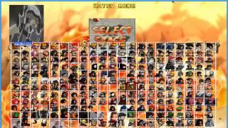 Download Naruto Shippuden:Ultimate Ninja Storm 3 M.U.G.E.N Character List Part 2 - WATCH IN 1080p HD Video