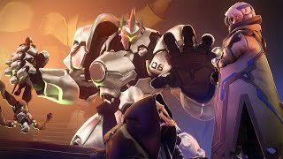 Download Overwatch: Reinhardt Boss Fight! Video