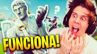 Download ME HAGO PASAR POR ESTATUA Y PASA ESTO | Fortnite Video