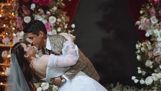 Download Aljur Abrenica and Kylie Padilla Wedding Video